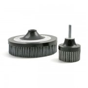 AHX Range of Hex Drive Disc Brushing Tools