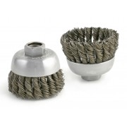 Knot Type - Cable Twist Cup Brush