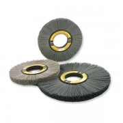 Composite Hub Abrasive Nylon Wheels